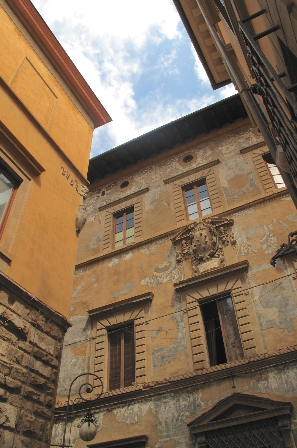 Old buildings in Florence