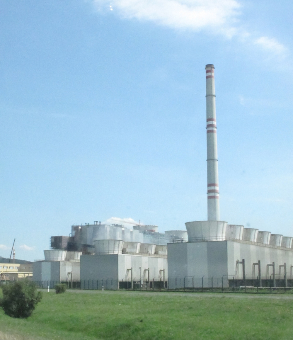 Czech power plants - possibly nuclear?