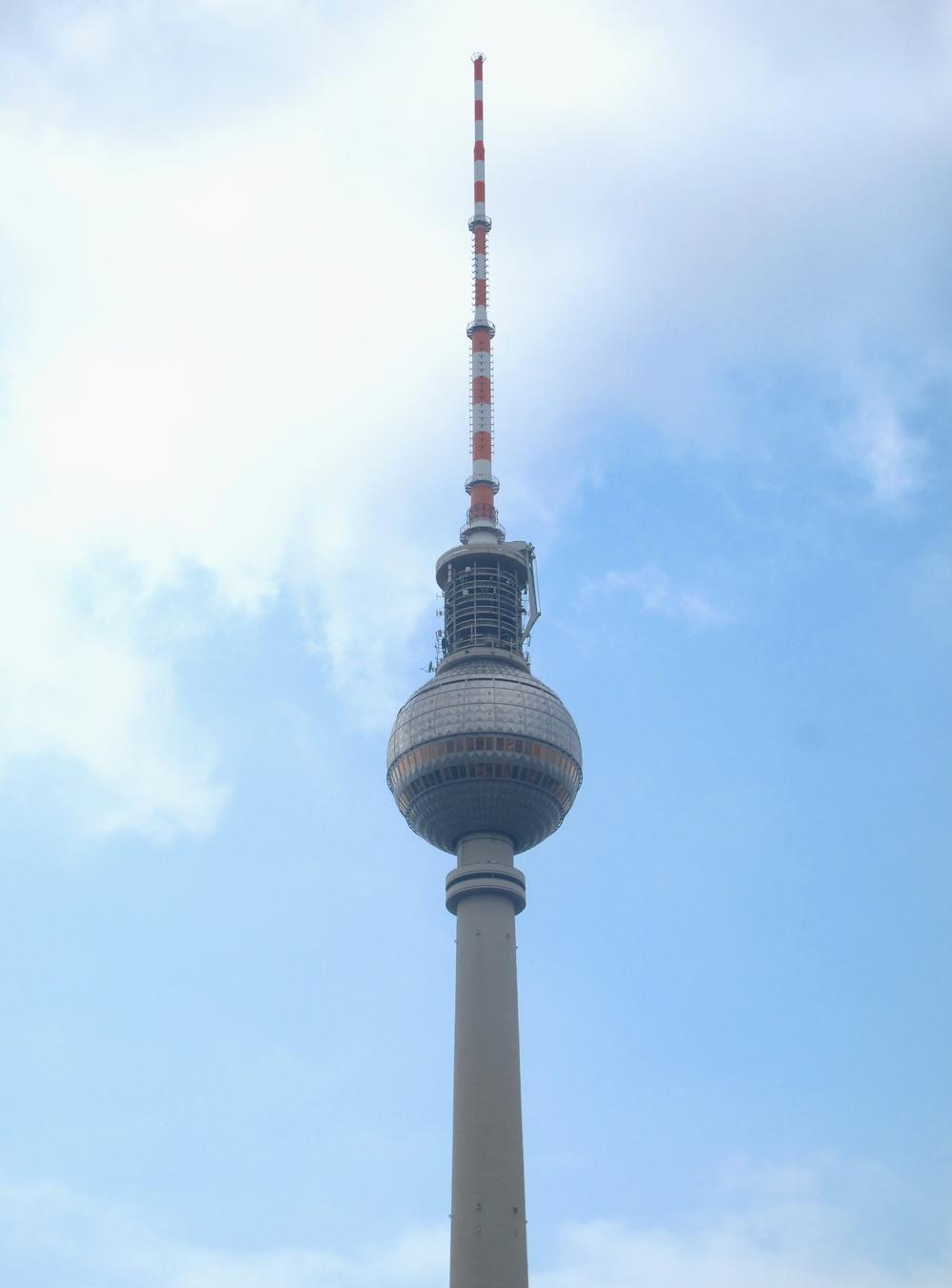 Berlin Fernsehturm skytower