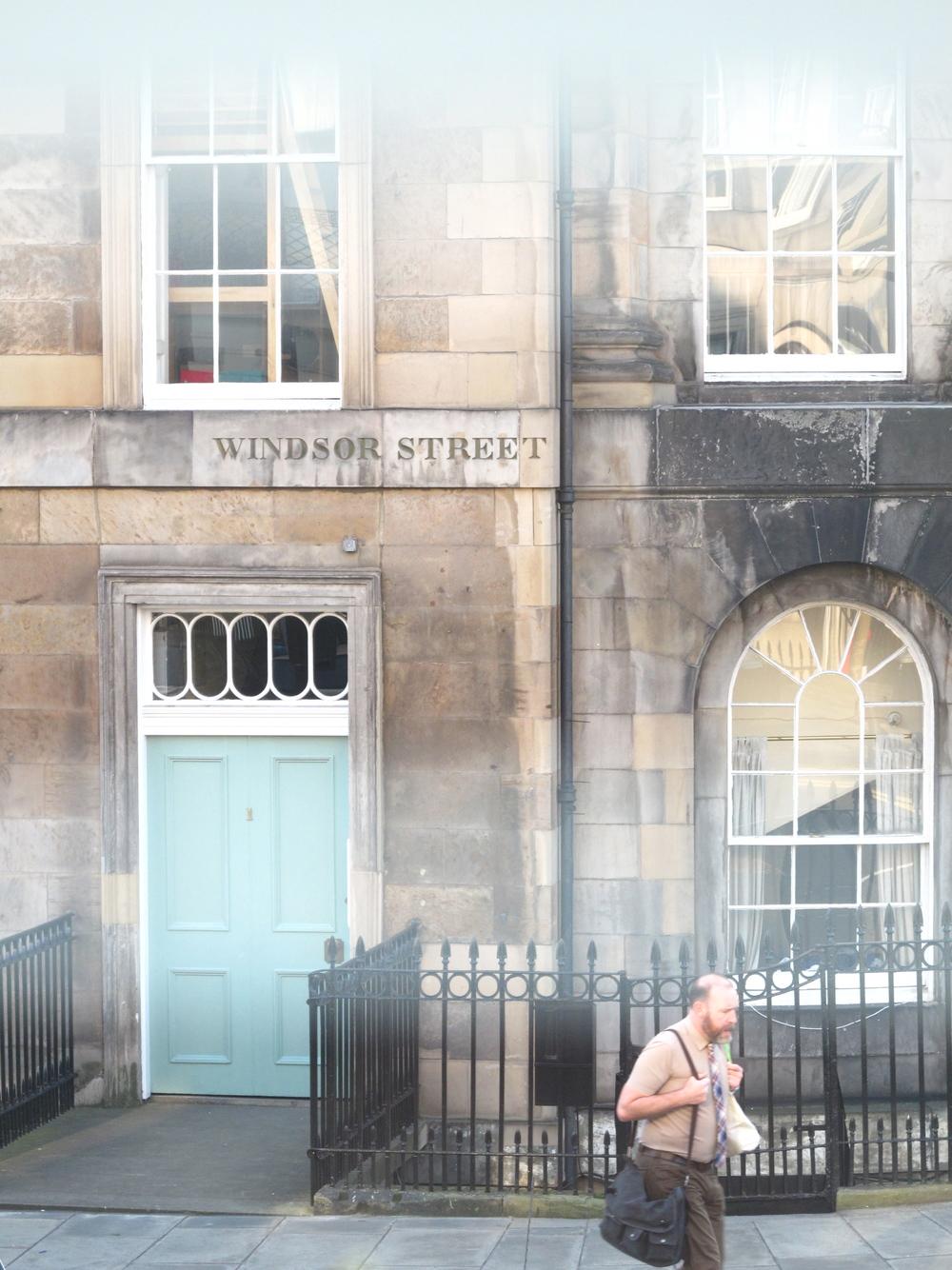 Windsor Street Edinburgh.