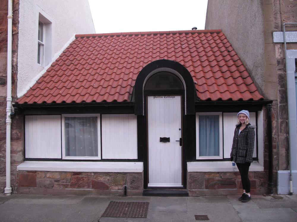 Puffin Cottage, North Berwick.