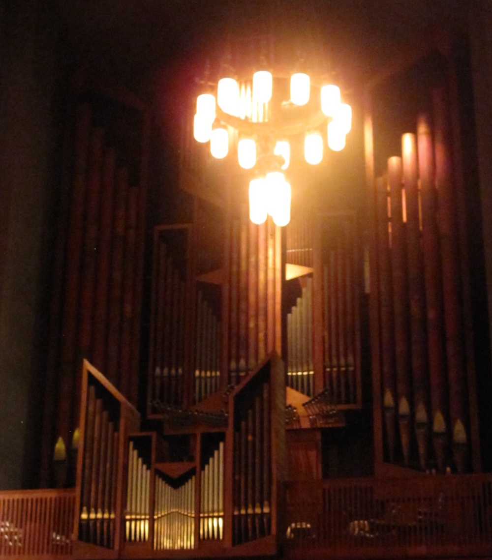 The Compline Choir at St Marks, Seattle.