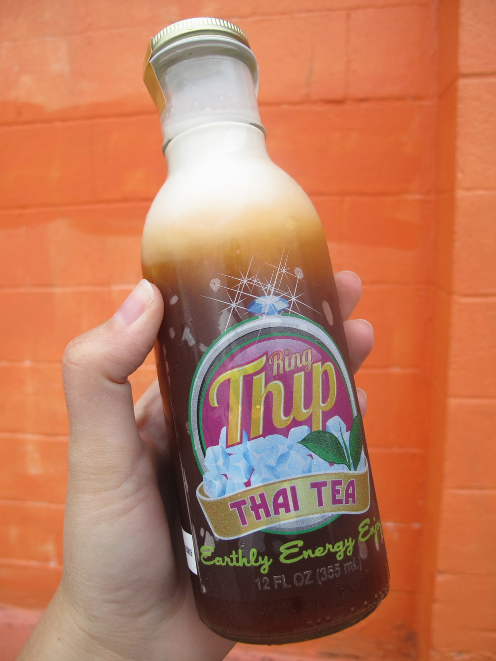 Thai Tea, in Seattle.
