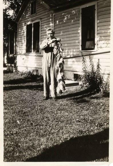 Great great grandpa William Huestis.