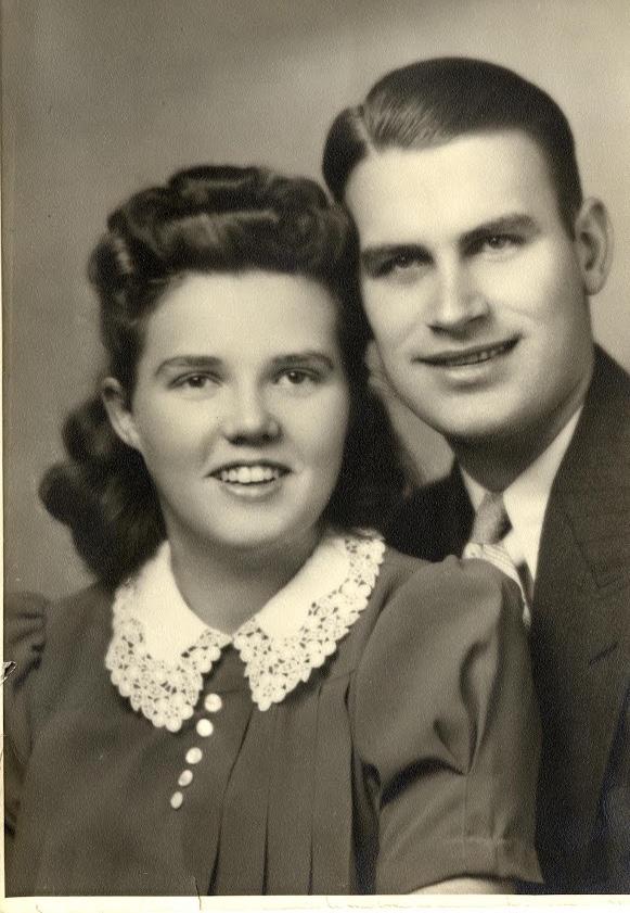 William Huestis and Betty Sprecher.