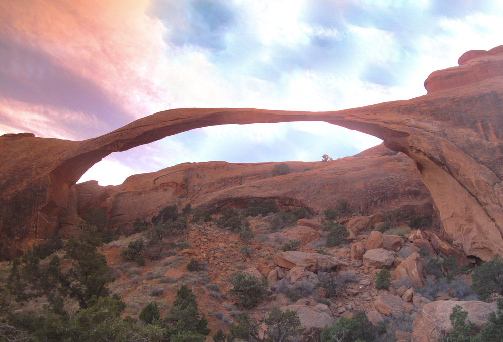 MOAB'S ARCHES