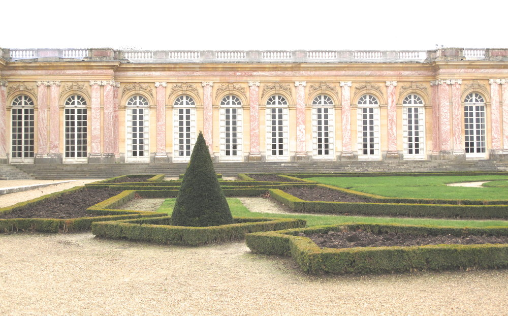 MARIE & THE PETIT TRIANON