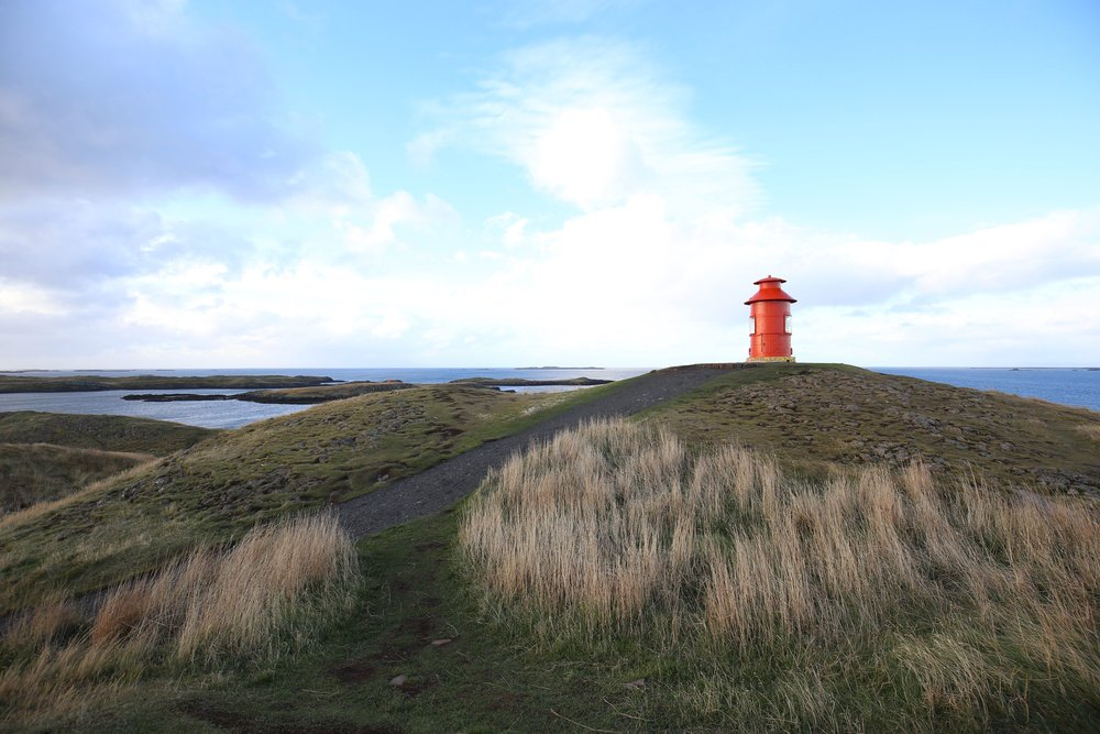 stykkisholmur lighthouse