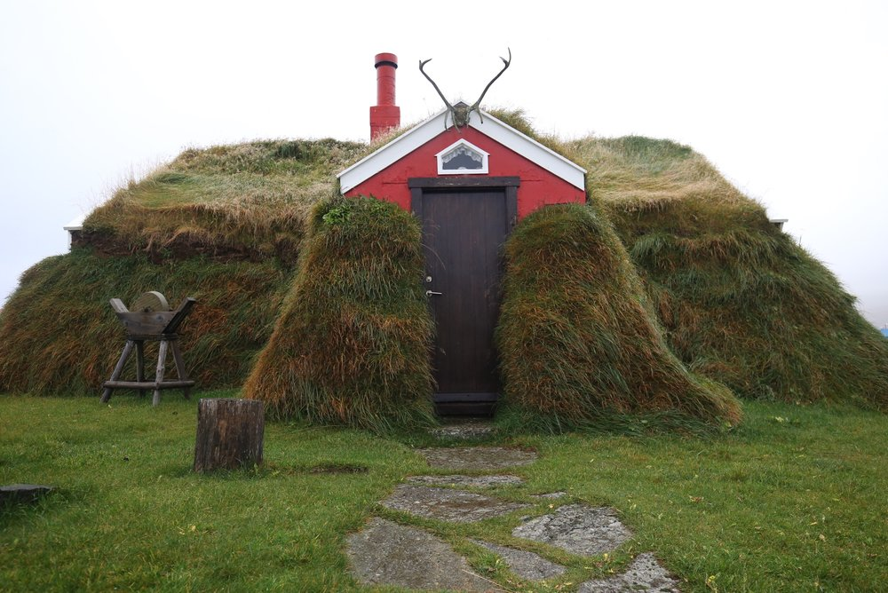 turf house borgarfjordur