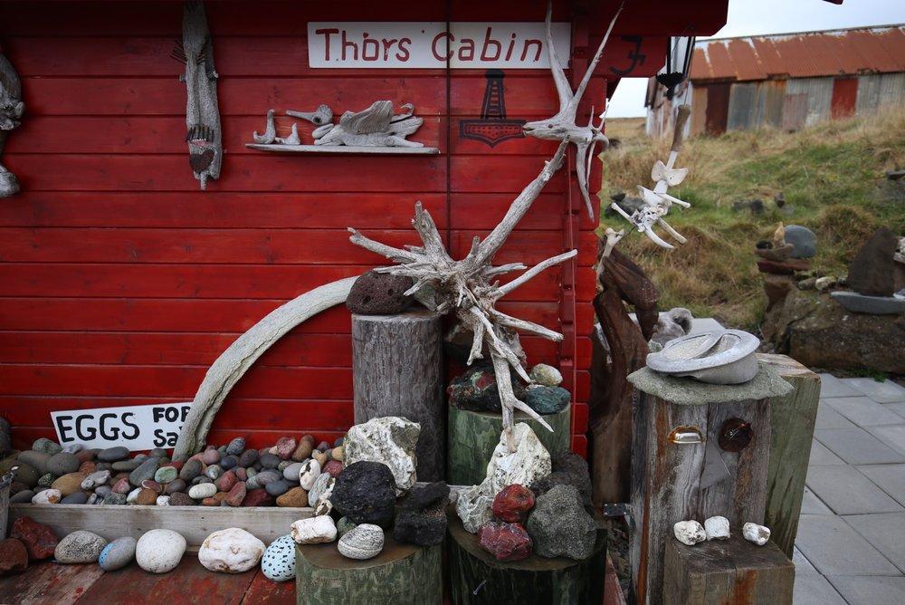 thors cabin