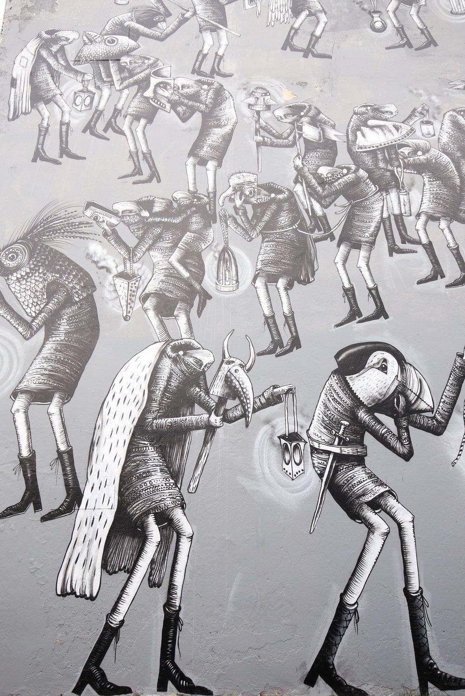 cool street art reykjavik