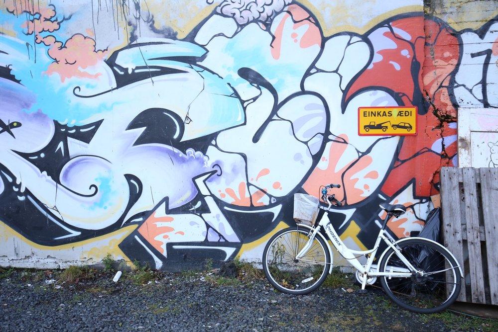 graffiti reykjavik