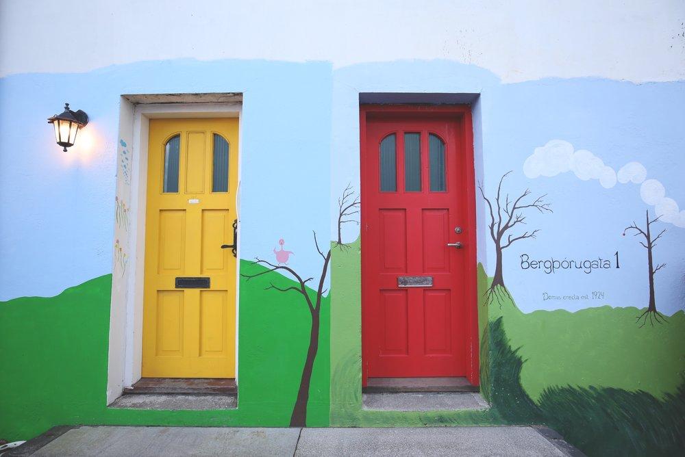 disney doors