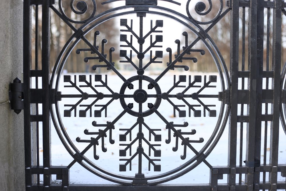 iron snowflake