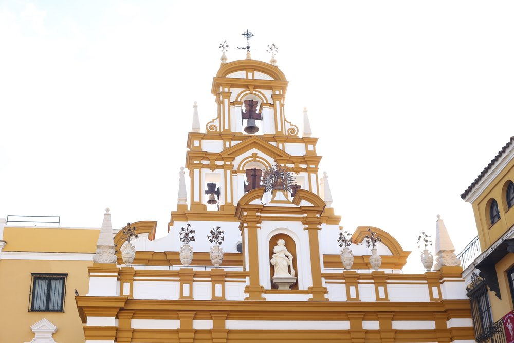 basilica Macarena