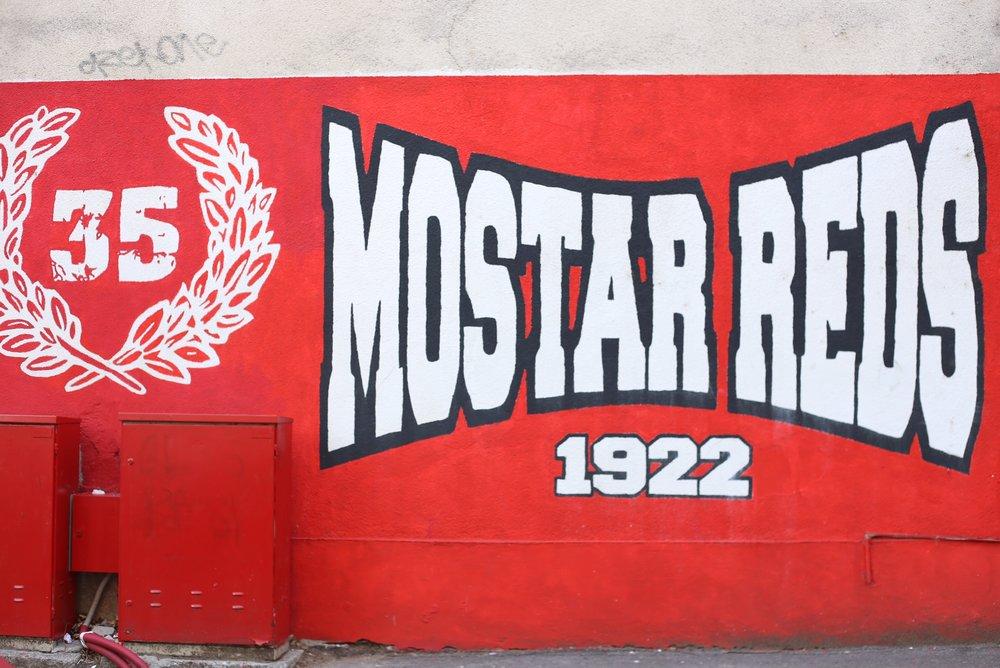mostar reds
