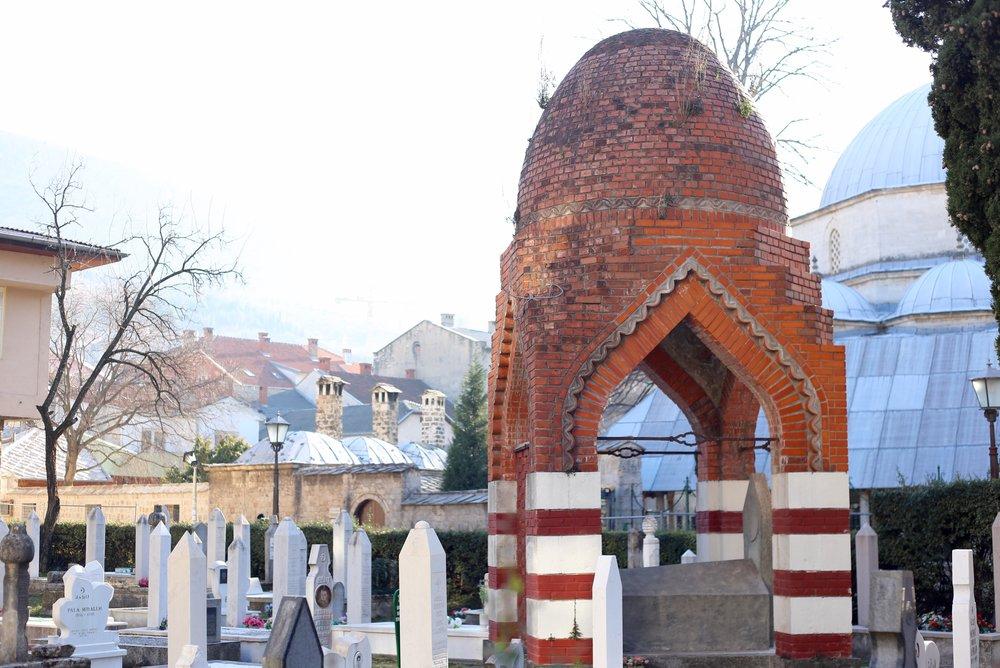 mosque cemetery
