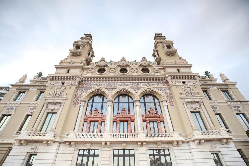 Monte Carlo casino architecture - sumptuous.