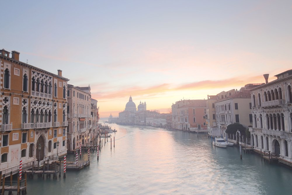 VENICE : A TALE OF RICHES