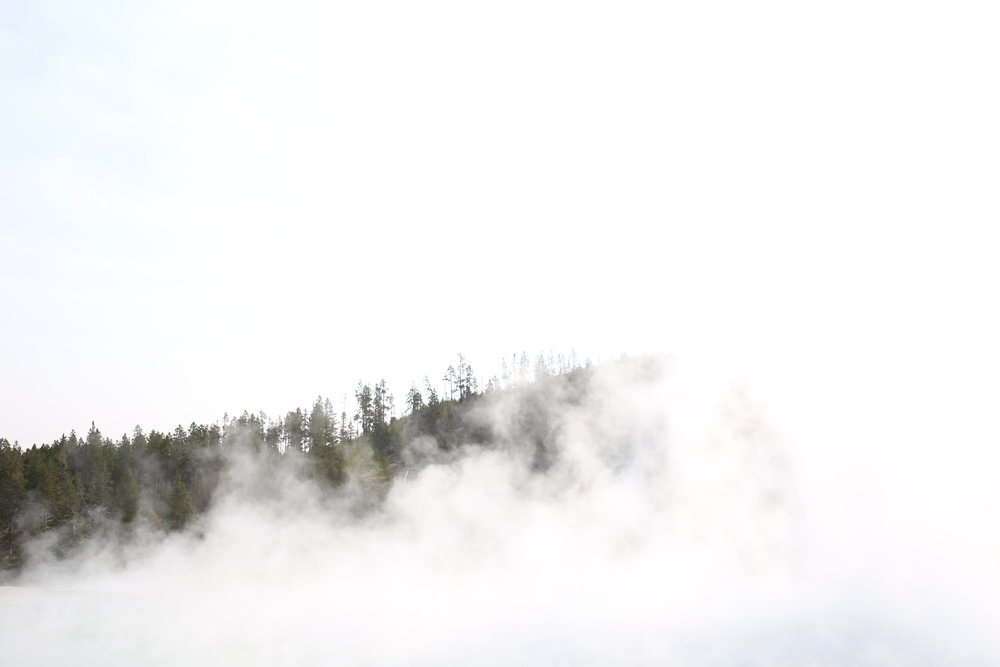 yellowstone steam