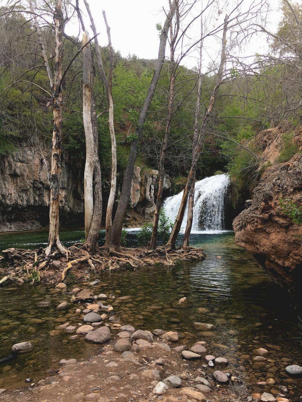 fossil-creek-falls