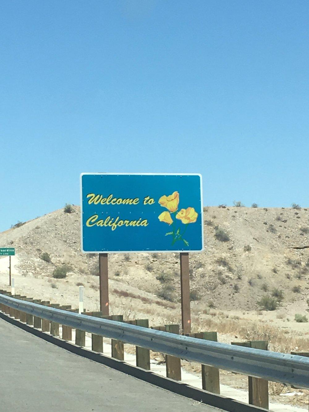california-sign