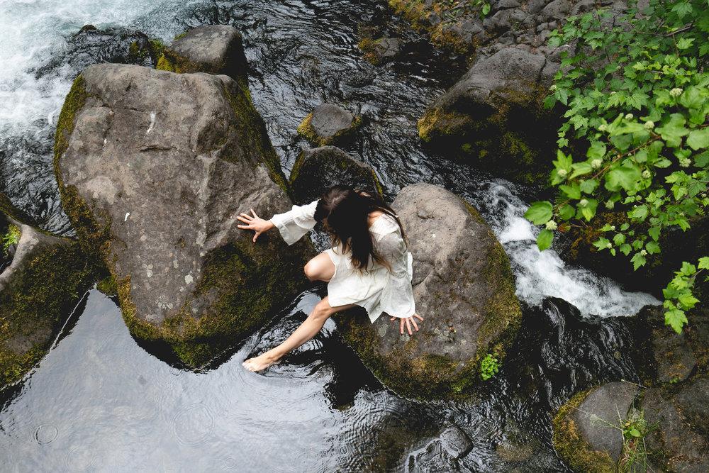 river-nymph