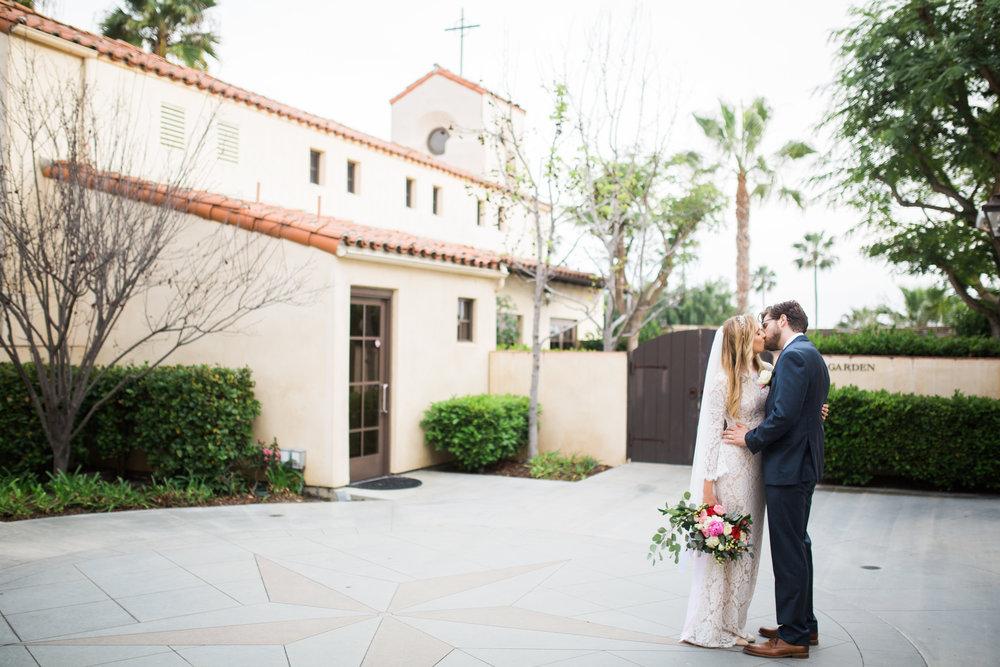 Jake + Emily | San Clemente Presbyterian Church