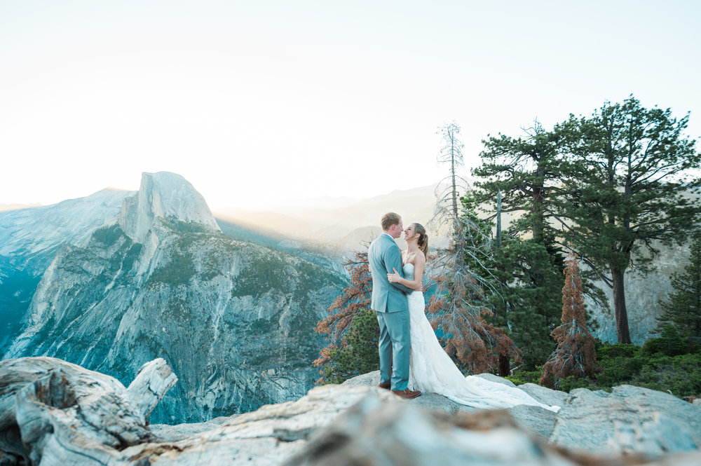 Corey + Annie | Yosemite National Park