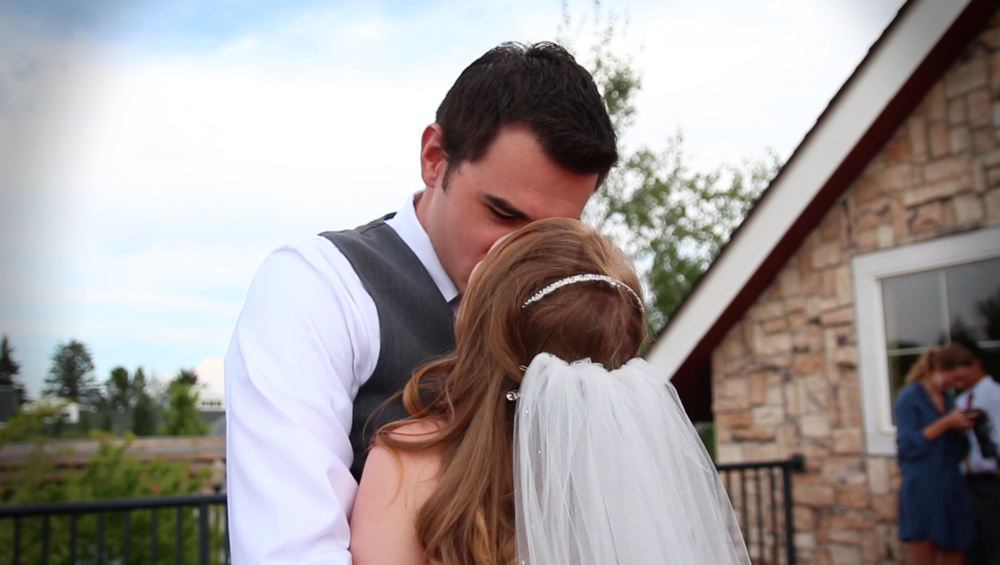 Chad & Mandy's First Look!