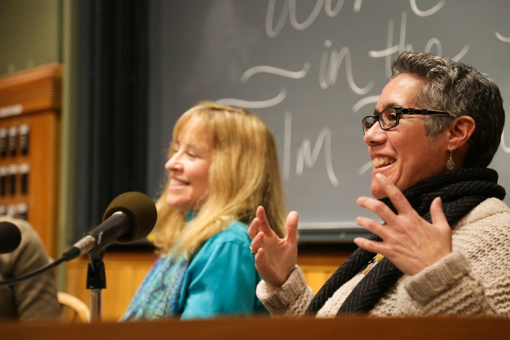 Harvard University Women in Film Panel