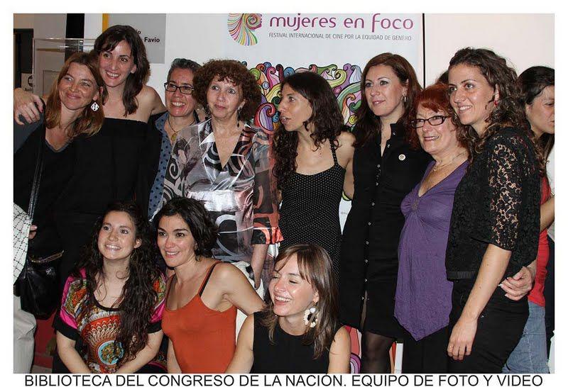 Festival Internacional de Cine por la Equidad de Género - Buenos Aires