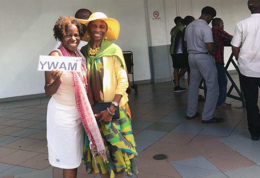 Welcome at Hewanorra International Airport