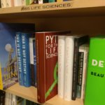 Python for the Life Sciences on the shelf at  Porter Square Books !