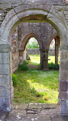 Balmerino Abbey Ruins (Built in 1229)
