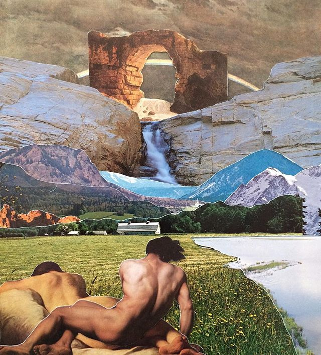 Too drunk to fuck #collage #collageart #collageartist #collageoftheday #cutandpaste #papercollage #analogcollage #scifi  #landscapeart #visualart #graphicdesign #painting #surrealism #americanart #handmadeart  #handmade #seattleart #contemporaryart #c_expo #collagecollectiveco  #artwork #arthistory #workonpaper #cutart #paperart #instaart #artstagram #art #abstractart