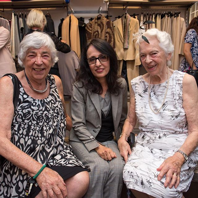 A throwback Thursday to a visit by the Morrison sisters last summer at the opening of our new location in the Byward Market. These ladies are impressive and an #inspiration, both sisters being Order of Canada recipients for their outstanding public service and #community involvement. . #mentors #leaders #orderofcanada #communityfirst #successfulwomen #womenofinfluence #businesswomen #ottawalife
