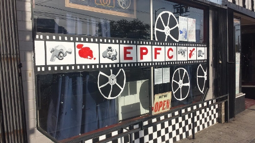 Echo Park Film Center - 1200 N Alvarado St, Los Angeles, CA 90026