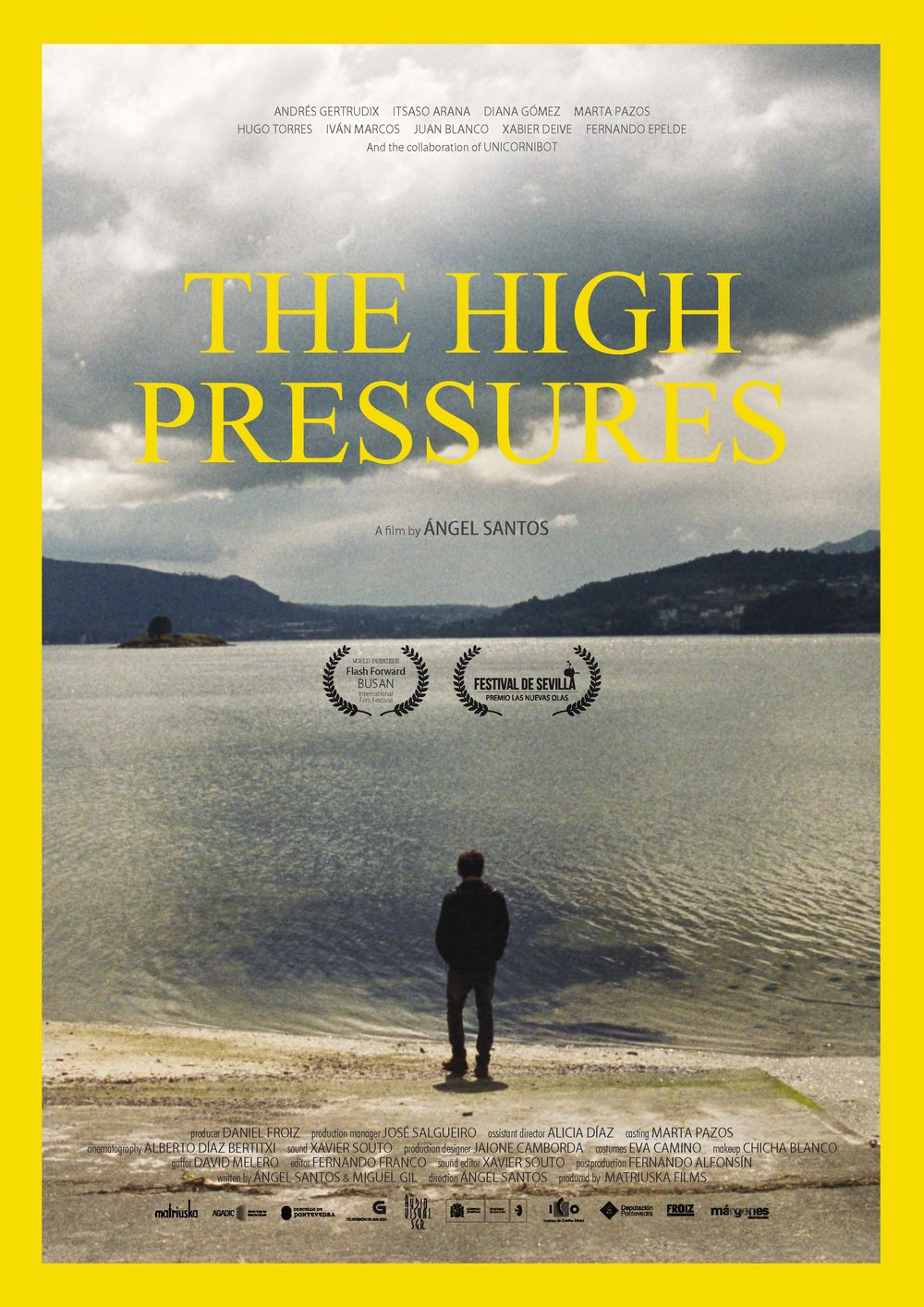 Copy of The High Pressures (Las altas presiones)