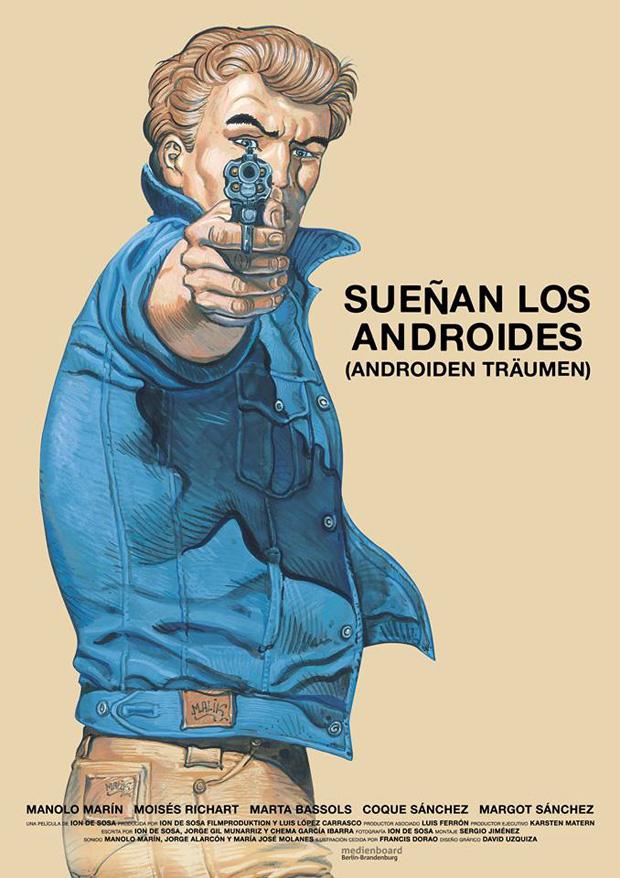 Android's Dream (Sueñan los androides)