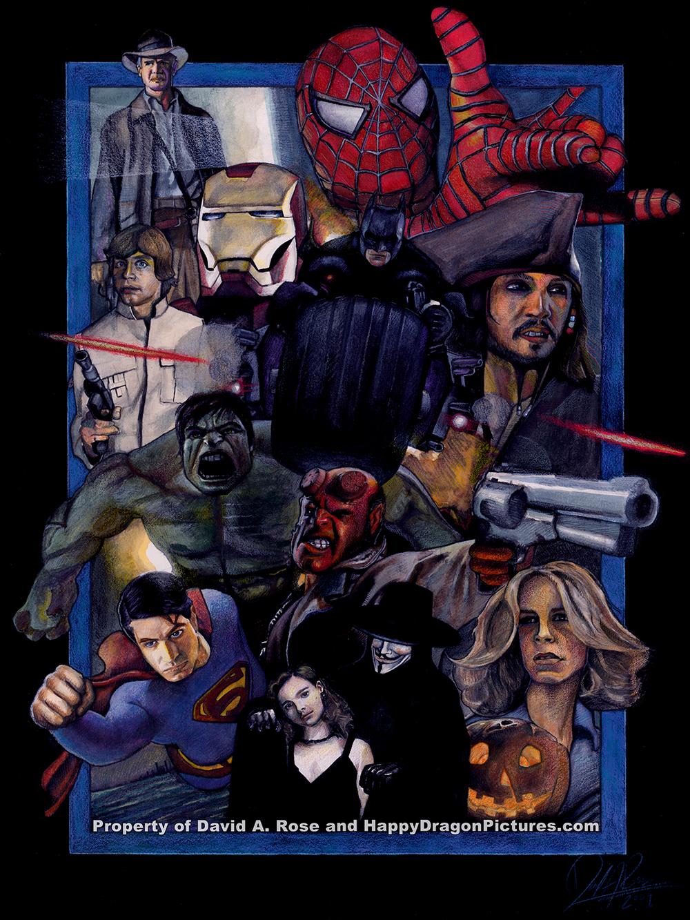 Movie Heroes (2009)
