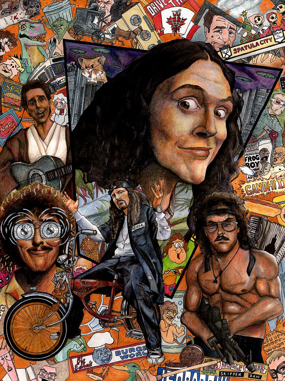 """Weird Al"" Yankovic (2010)"