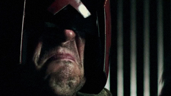 The appropriate response to someone who compares  Dredd  to  The Raid: Redemption .