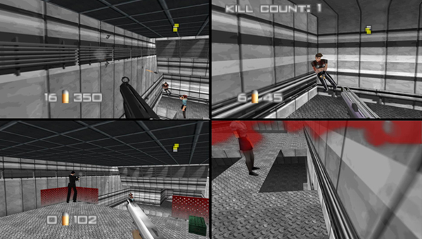 Goldeneye 007  changed the face of multiplayer gaming forever.