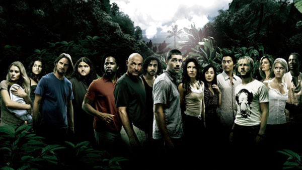 Lost  - immensely popular and talked about until it stopped airing.