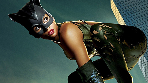 Halle Berry's  Catwoman  issues started with that terrible costume and ended with a weak script.