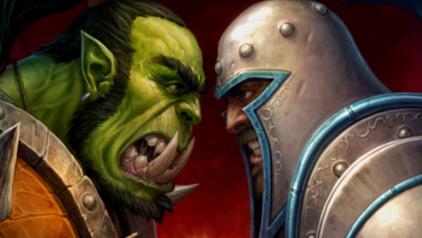 Warcraft: Orcs & Humans  - the game that started it all.