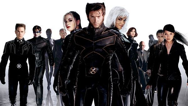 X2  upped the mutant count, making it a bigger, better sequel.