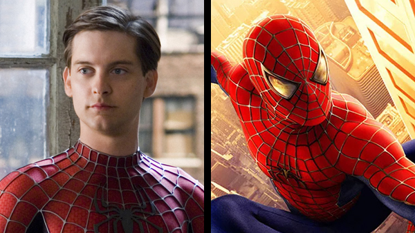 At 26, baby-faced Tobey Maguire was believable enough as a teenager, at least a teenager by Hollywood's standards.