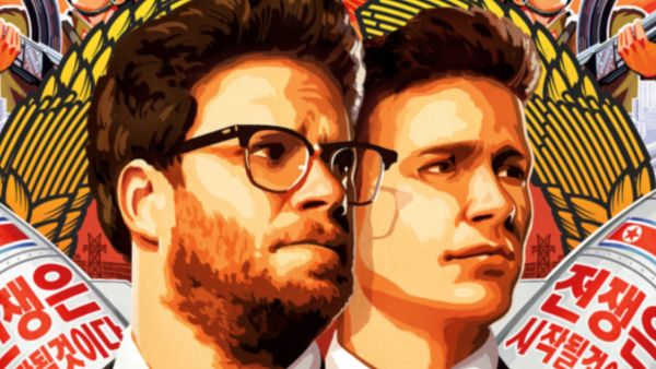 Seth Rogen and James Franco in  The Interview . So, do we thank this movie for leading us to the long-awaited Sony/Marvel Spider-Man reboot…or do we blame it for possibly starting World War III?